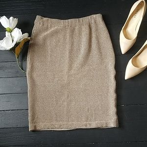 Vintage St. John's Collection Thick skirt